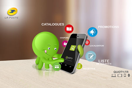 Des applications smartphone