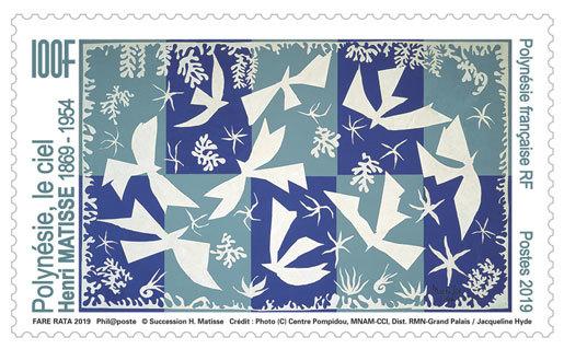 Le ciel - 150 ans de la naissance de Matisse