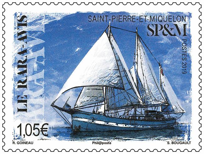 Saint Pierre et Miquelon - Le Rara-Avis