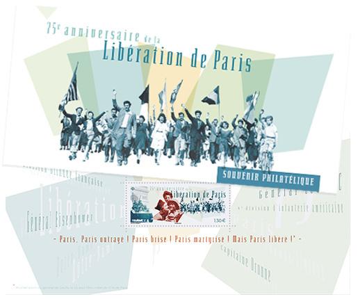 Souvenir - Libération de Paris