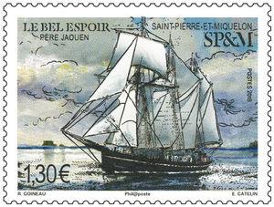 Saint Pierre et Miquelon - Le Bel-Espoir