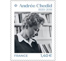 Timbre - Andree Chedid - International (sauf Chine)