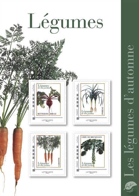 Collector - Les légumes d'automne