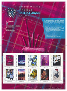 Collector - Festival Interceltique de Lorient