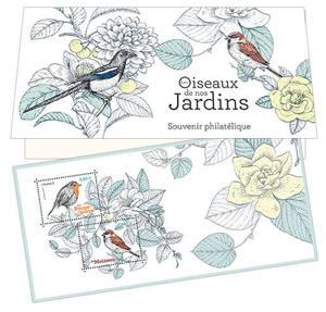 Souvenir - Les oiseaux de nos jardins