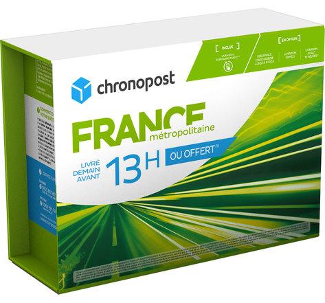 Boîte Chronopost - 6 kg - 2019