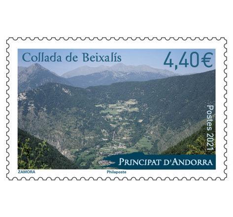 Andorre - Collada Beixalis