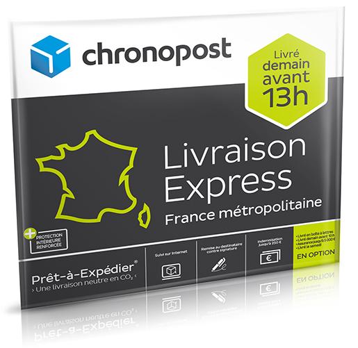 Enveloppe Chronopost 1kg Boutique Particuliers La Poste