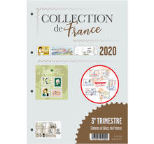 Collection de France 3ème trimestre 2020