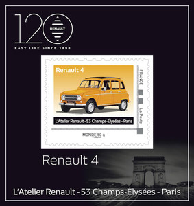 Collector - Renault 4