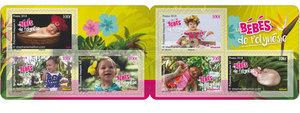 Polynésie Française - Les bébés de Polynésie