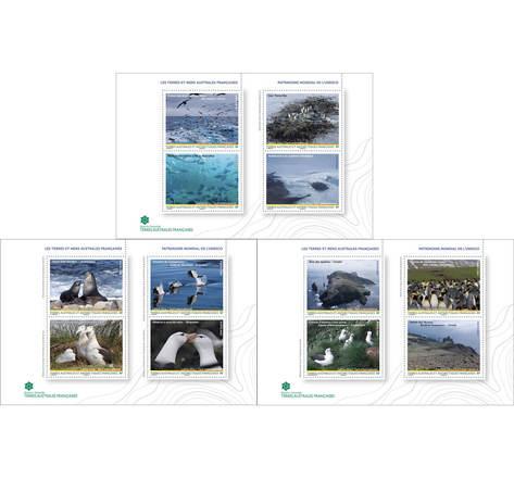 TAAF - Carnet les terres et mers australes