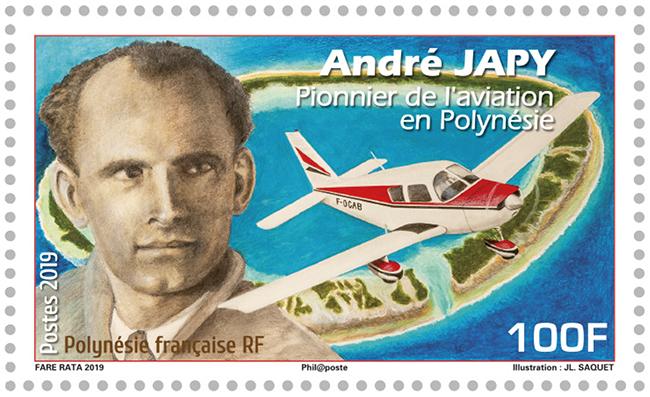 Polynésie Française - André Japy