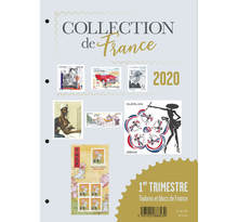 Collection de France 1er trimestre 2020