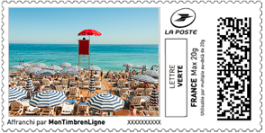 Collection Summer Stamp