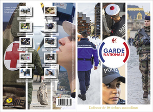 Agrandir l'image : Collector - Garde Nationale