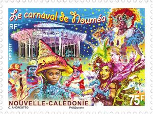Nouvelle Calédonie - Carnaval de Nouméa