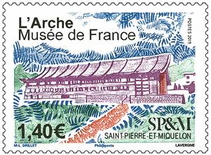 Saint Pierre et Miquelon - L'Arche musée de France