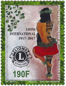 Polynésie Française - Lion's Club