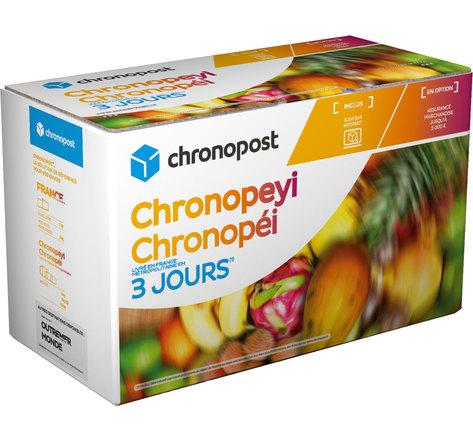 Boîte Chronopéi - 6 kg - 2019