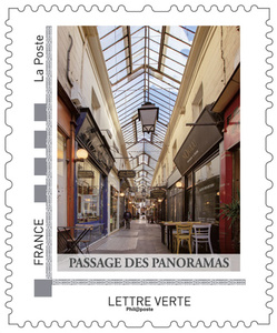 Agrandir l'image : Collector - Passages et Galeries de Paris