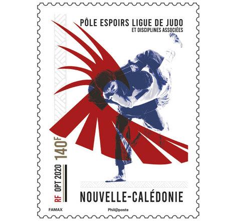 Nouvelle Calédonie - Pôle Espoirs Ligue de Judo
