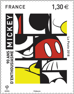 Timbre - Mickey