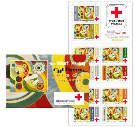 La Croix Rouge Française - Robert Delaunay