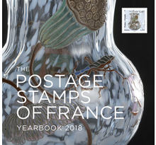 The Postage Stamps of France - Yearbook 2018