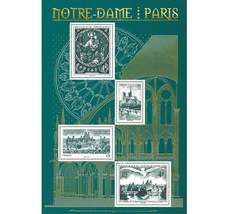 Bloc Doré - Notre Dame de Paris