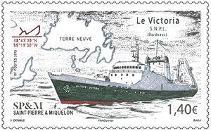 Saint Pierre et Miquelon - Le Victoria