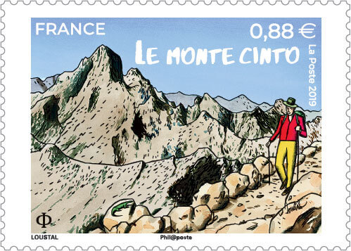 Timbre - Le Monte Cinto