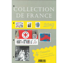 Collection de France 4ème trimestre 2019