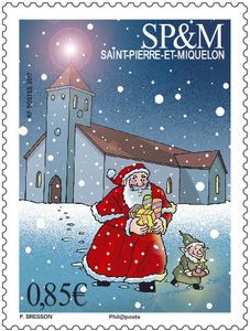 Saint-Pierre-et-Miquelon - Joyeux Noël