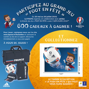 Collector - Grand Jeu Le foot en fête