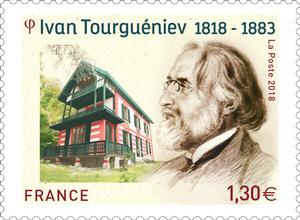 Timbre - Yvan Tourguenev