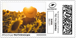 Collection Yellow Stamp