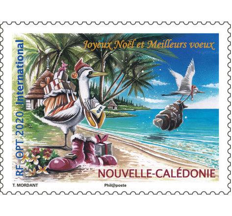 Nouvelle Calédonie - Joyeux Noël et meilleurs voeux