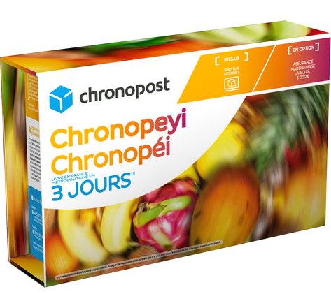 Boîte Chronopéi - 3 kg - 2019