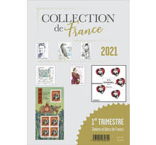 Collection de France 1er trimestre 2021