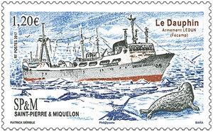 Saint-Pierre-et-Miquelon - Le Dauphin