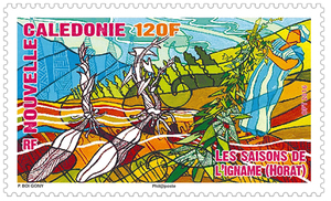 Nouvelle Calédonie - Les Saisons de l'Igname (Horat)