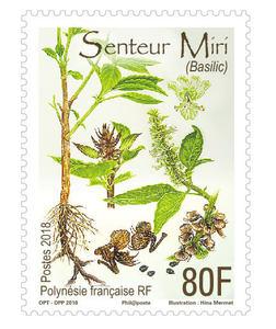 Polynésie Française - Le Miri