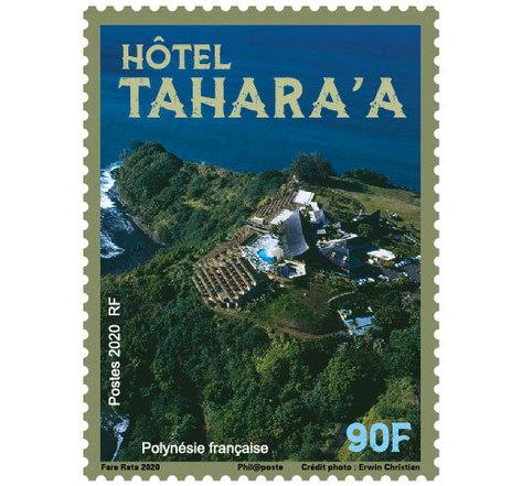 Polynésie Française - Hôtel mythique - Le Tahar