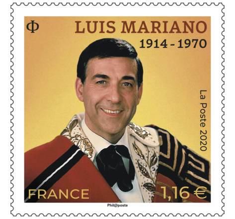 Luis Mariano - Lettre Prioritaire
