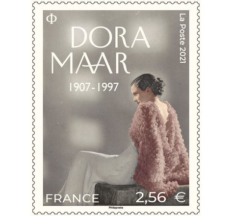 Dora Maar - Lettre prioritaire