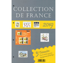 Collection de France 3ème trimestre 2019