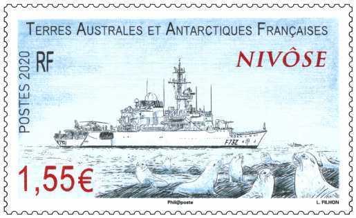TAAF - Le Nivôse