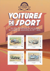 Collector - Voitures de sport - Circuits