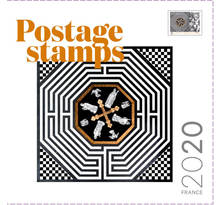 The Postage Stamps of France - Yearbook 2020